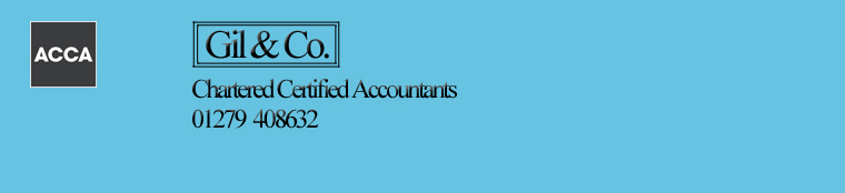 Gil & Co. Chartered Certified Accountant In Harlow, Essex.